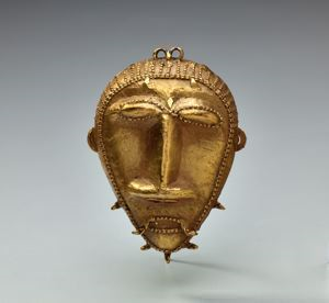 Image of Pendant of a Head